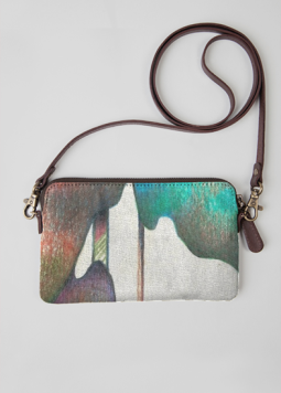 DISTANT - Statement Clutch Bag