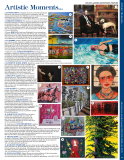 'Artistic Moments' feature 2016